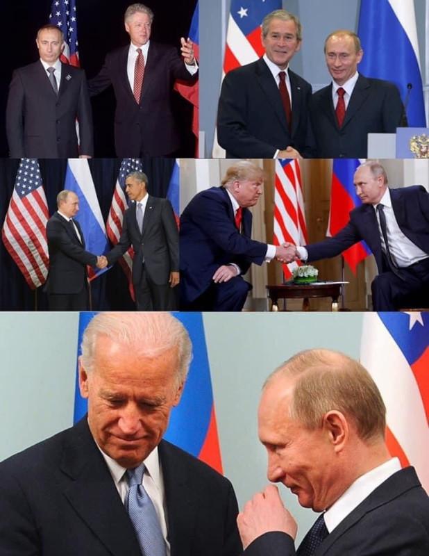 5 президентов