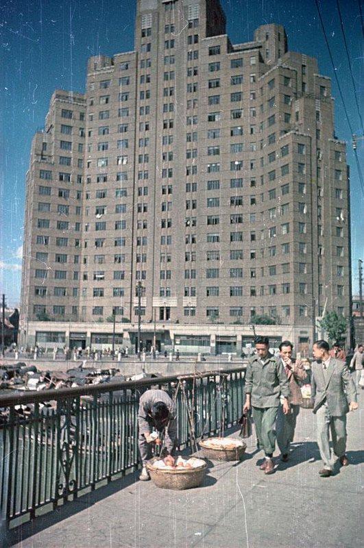 1949-50 Гостиница Бродвей