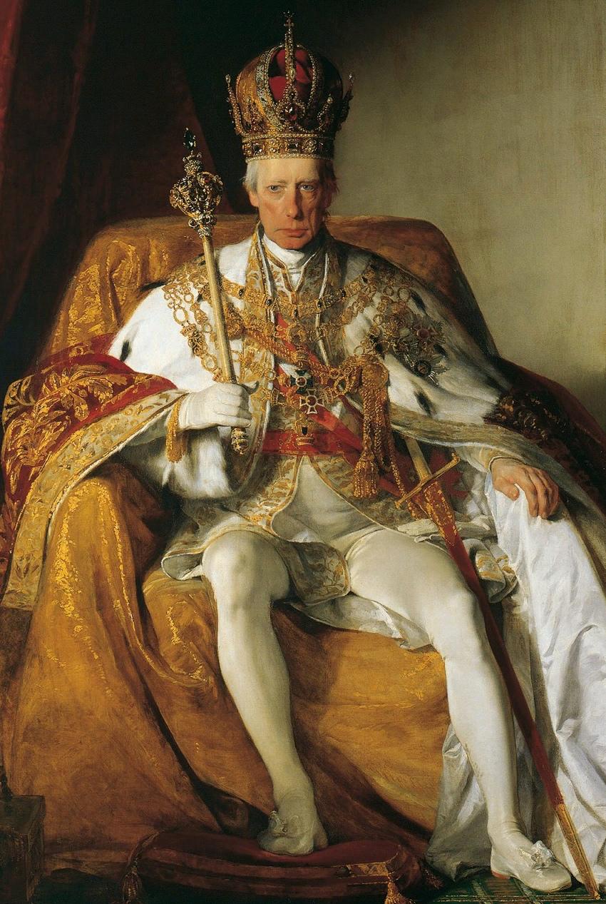 Франц II Император Священной Римской империи