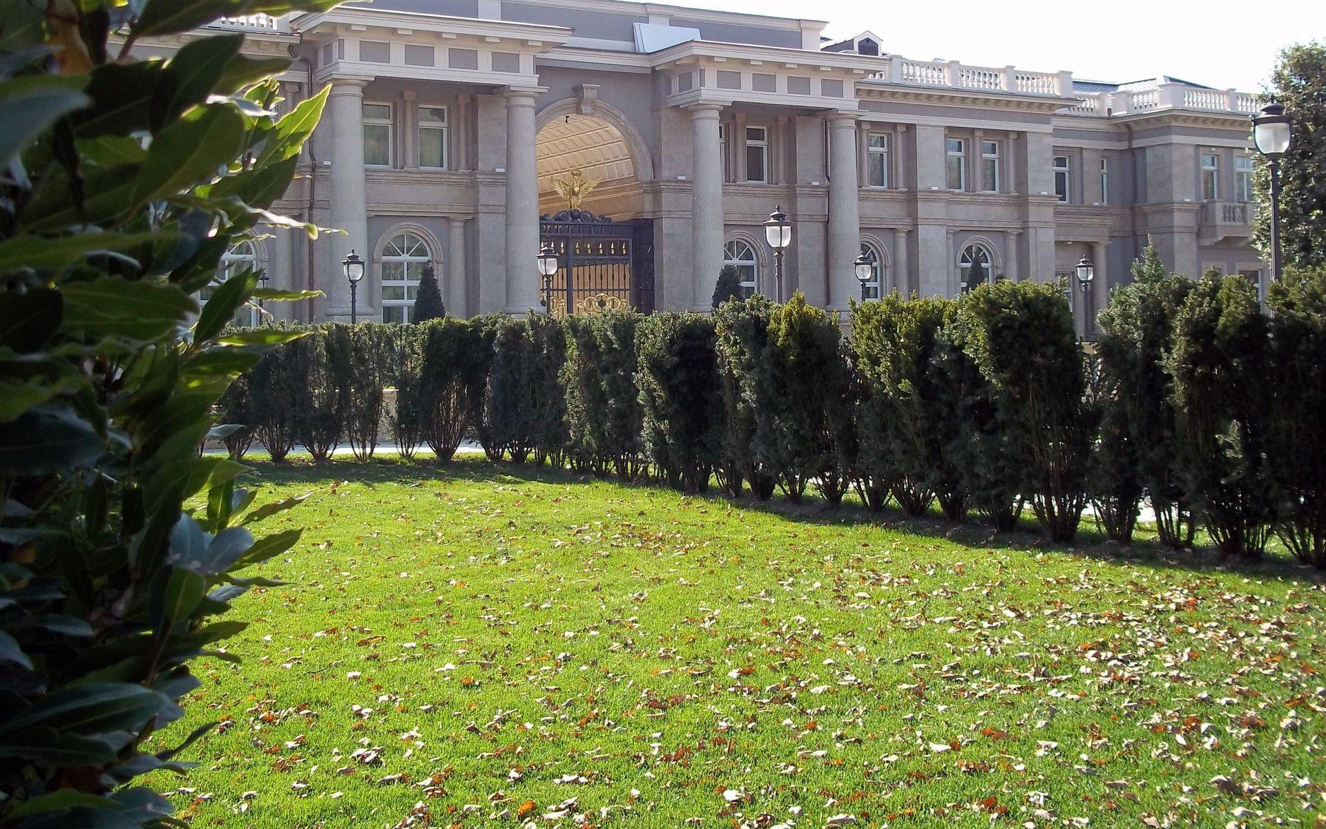Дворец, фото ТАСС