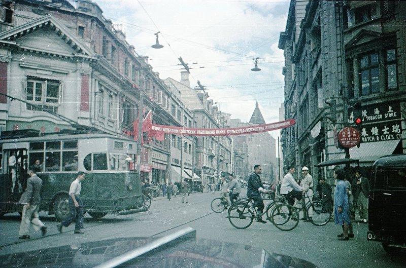 1950 Shanghai. Микоша2