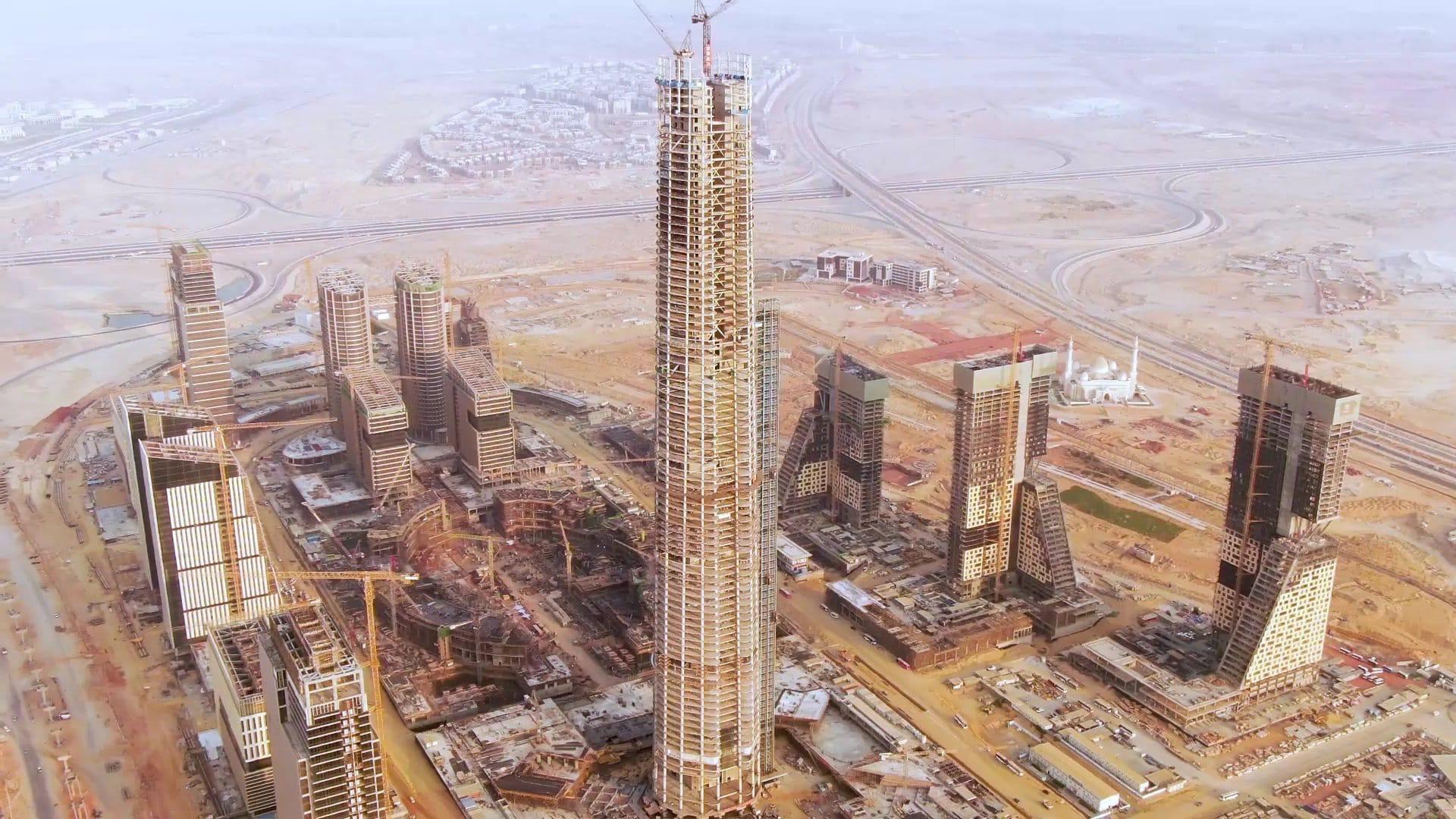 Ход строительства Новой Столицы Египта