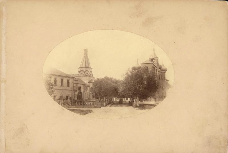 1870е-80е  Суздаль. Спасо-Евфимиев монастырь