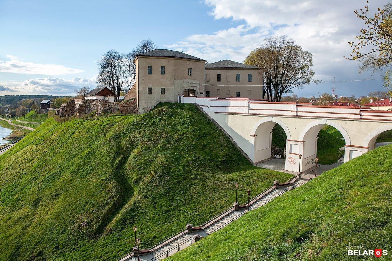 Старый замок в Гродно 2012