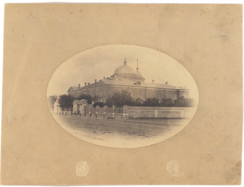1870е-90е Суздаль. Блохинская богадельня.