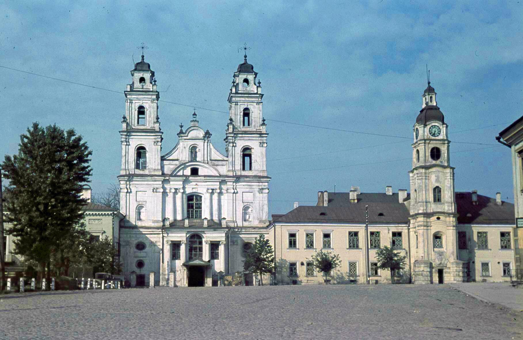 1941 Kathedrale, Minsk, 10. Juli 1941f