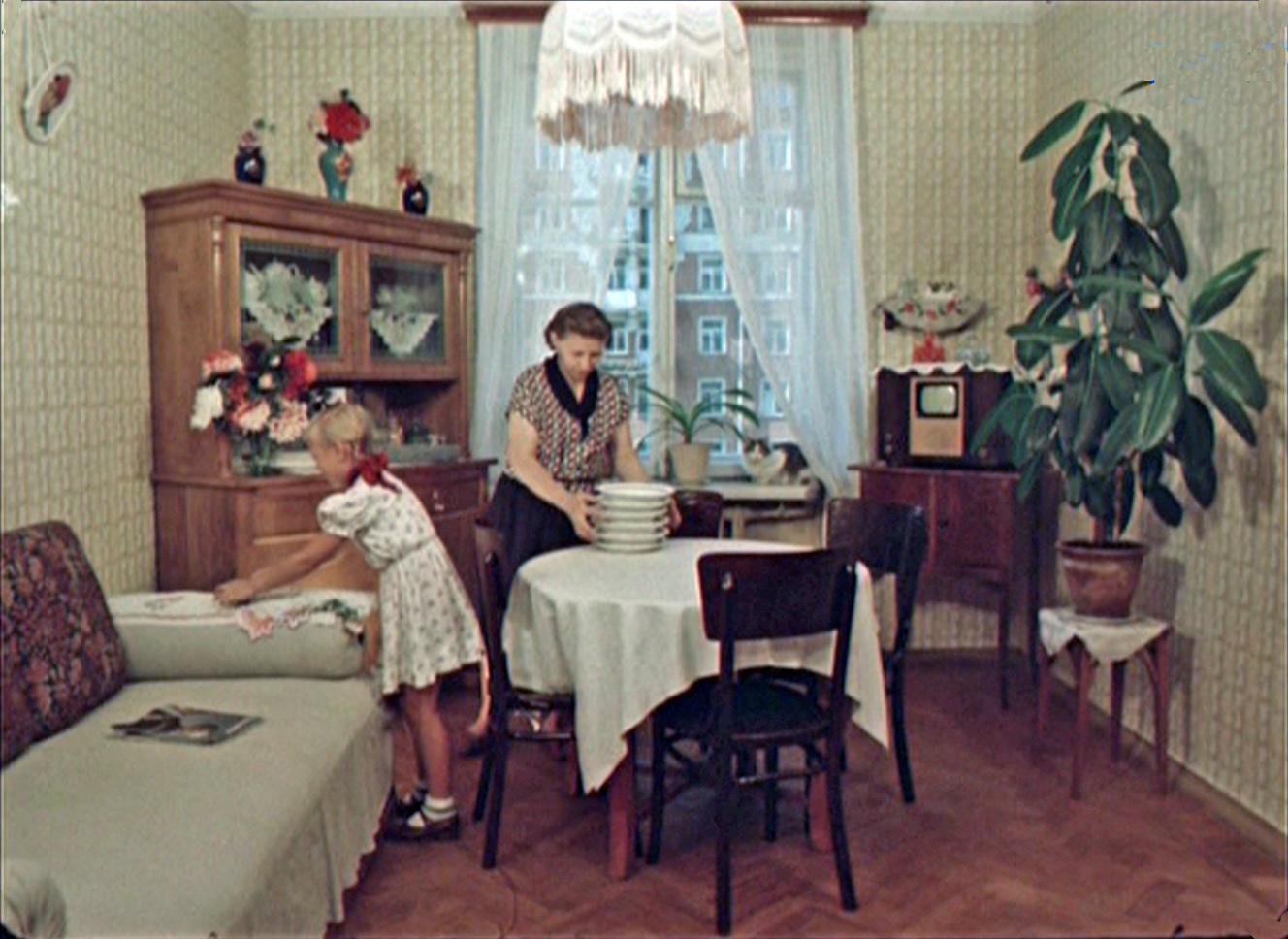 1956 в квартире Петра Киреева2