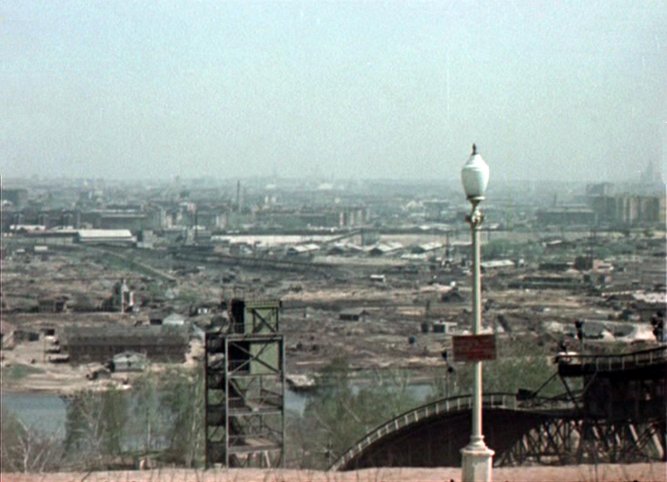 1956 на Ленинских горах