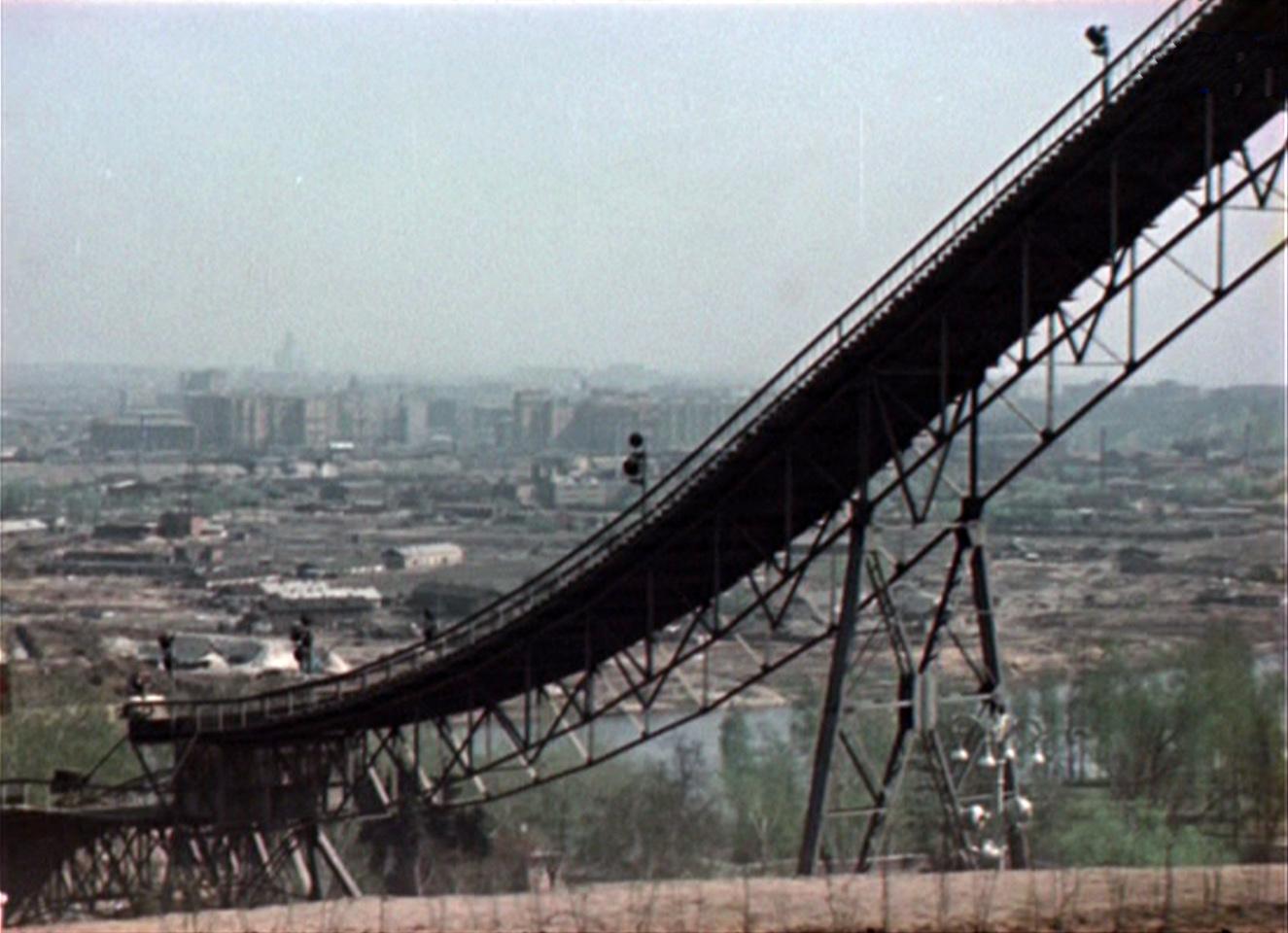 1956 на Ленинских горах3