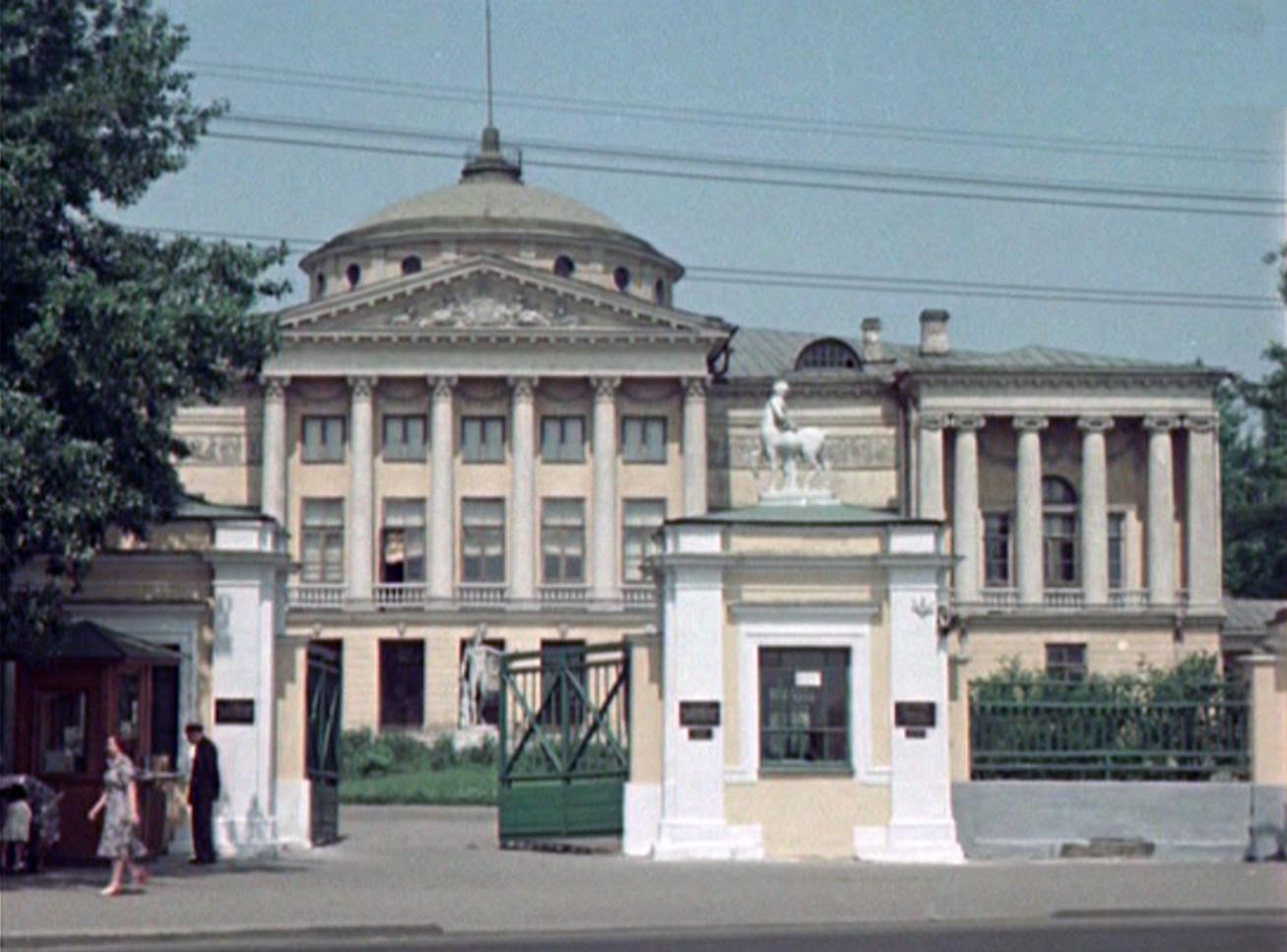 1956 Останкинский дворец