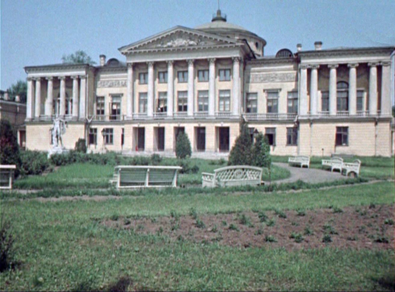 1956 Останкинский дворец2
