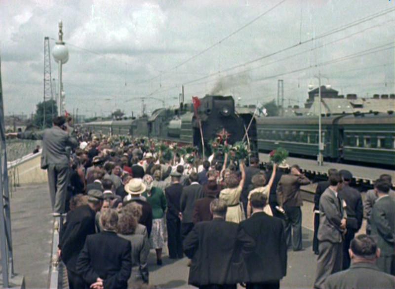 1956 паровоз СО5