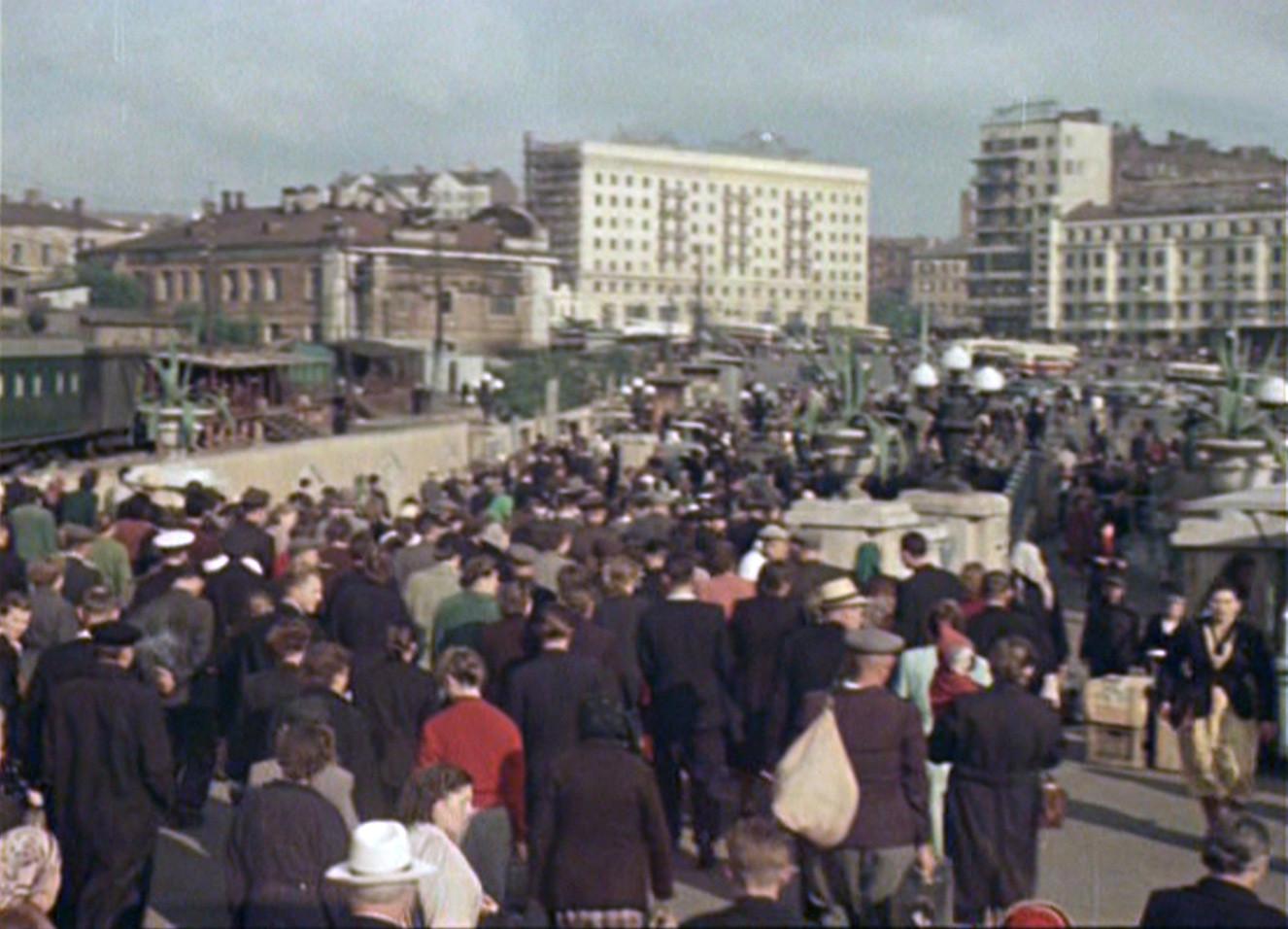 1956 утренняя электричка на Белорусском3