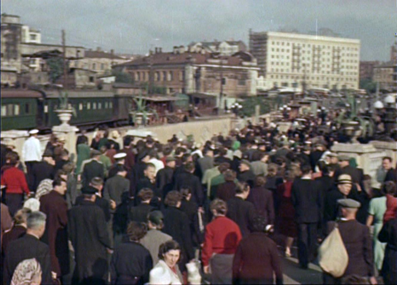 1956 утренняя электричка на Белорусском4