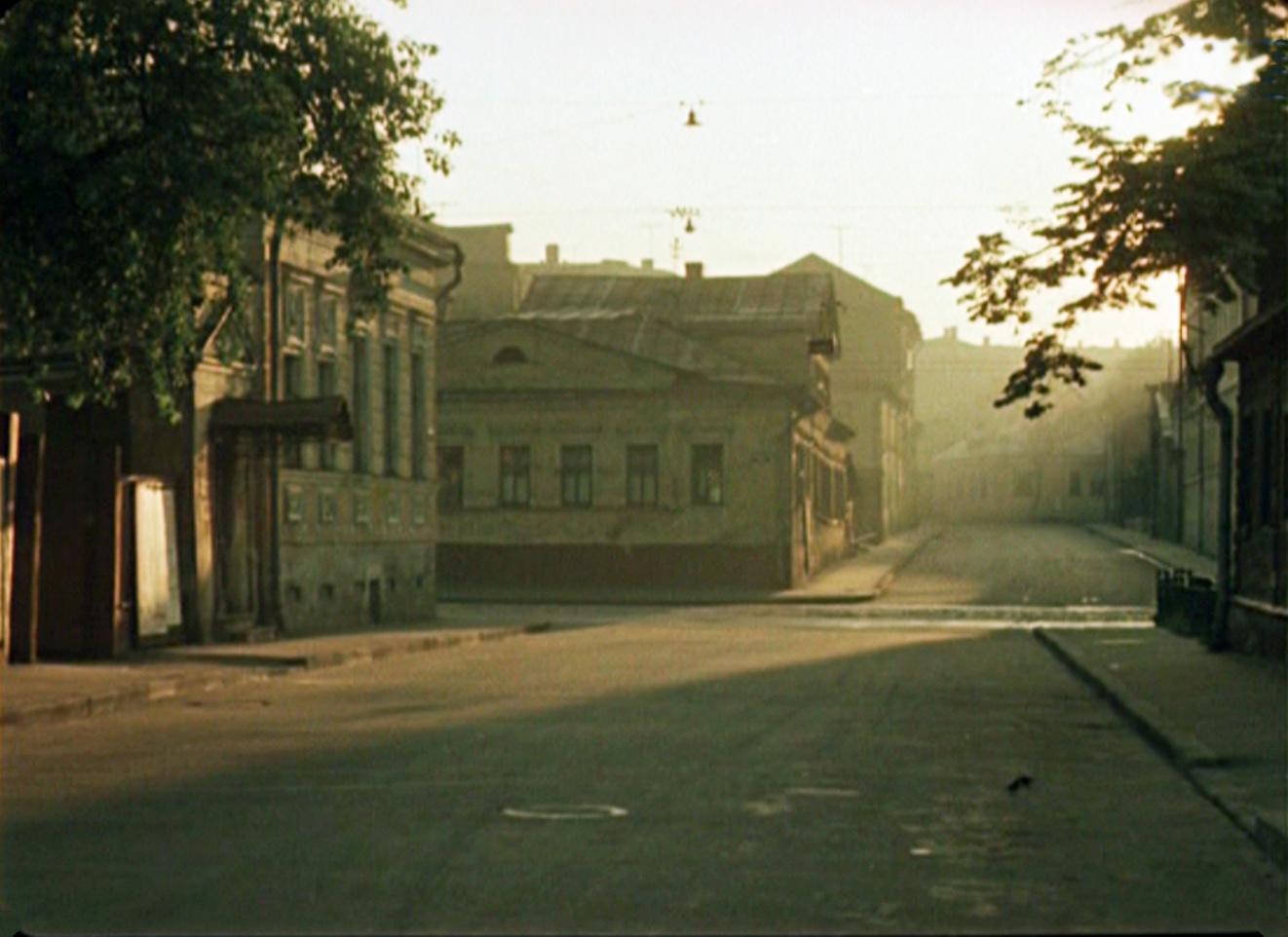 1956 утро старой Москвы2