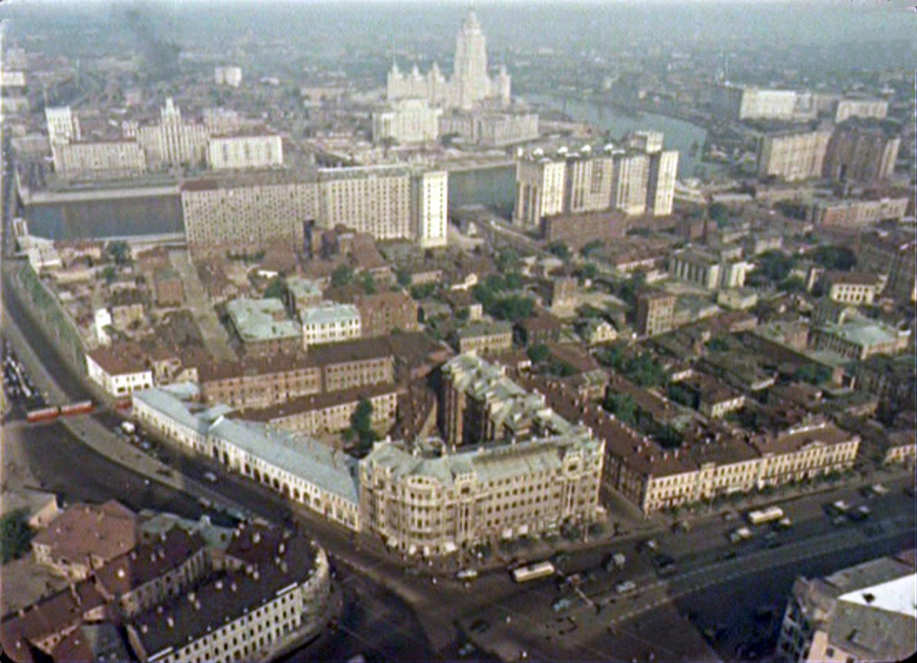И снова Москва 1956-го!