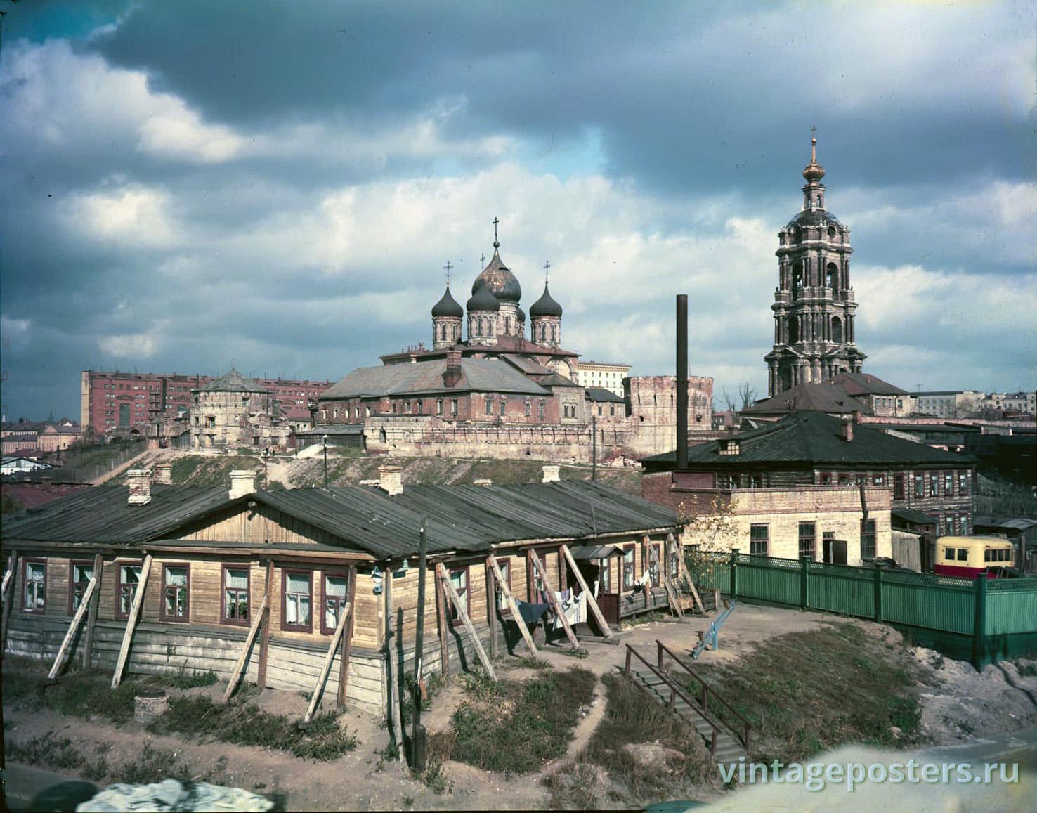 1956 Новоспасский монастырь2