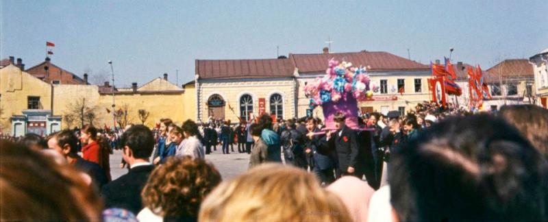 1972 Первомай в Торжке5