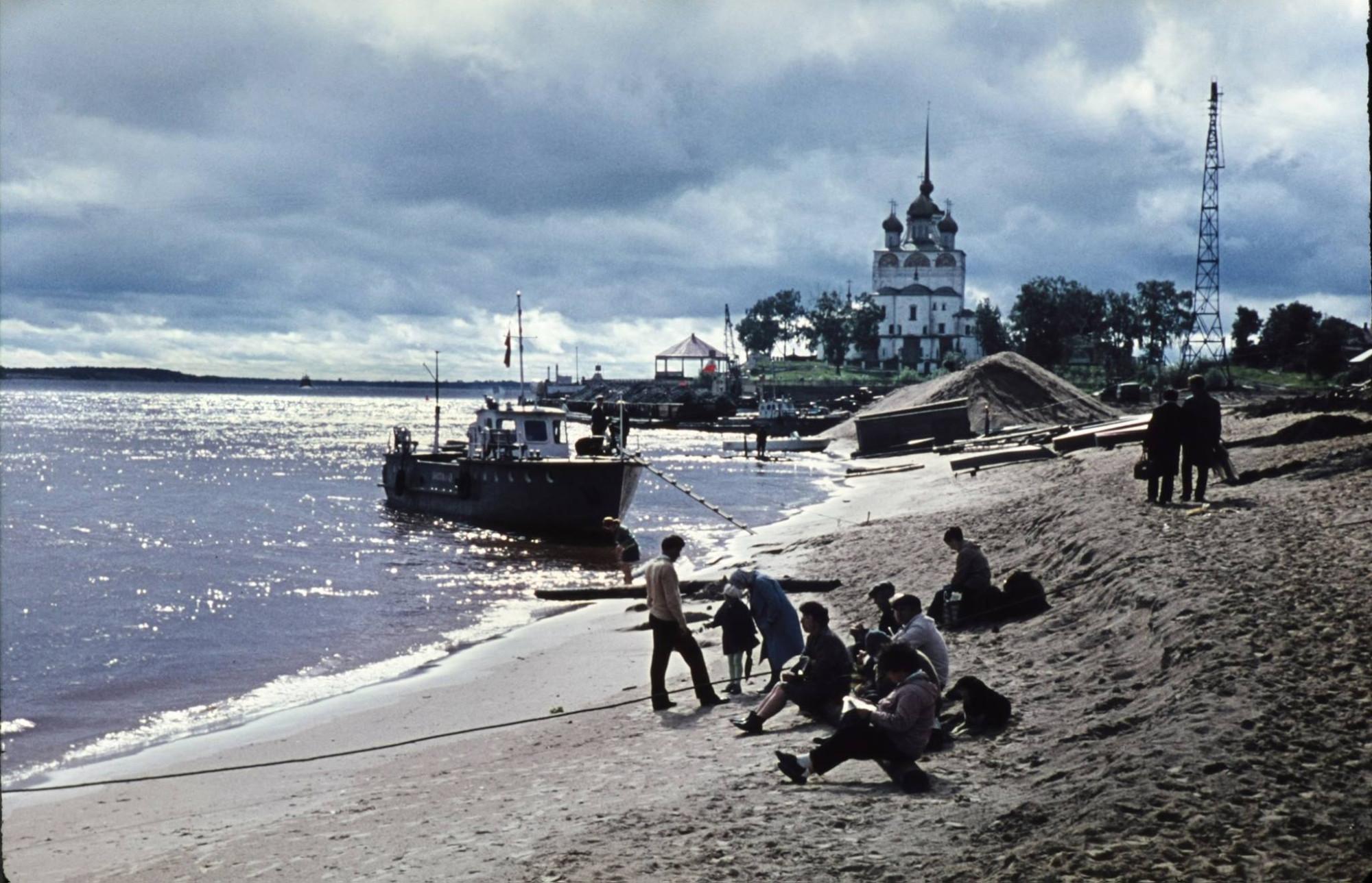 Сольвычегодск, нач. 70-х (фото К.Д.)