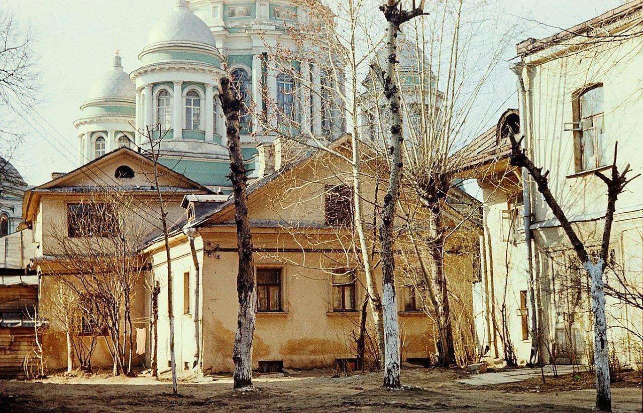 1964 Елоховка. Фото К. К. Доррендорф