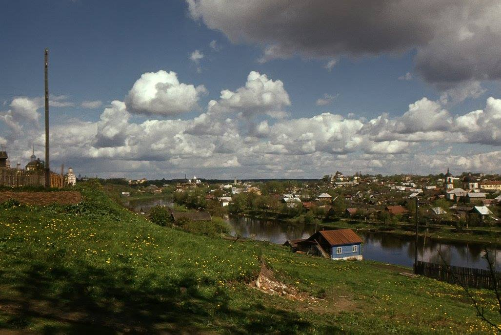 1974 Торжок. К.К.Доррендоф4