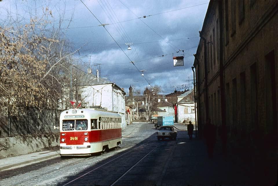 Опять Госпитальный, 1971 год (фото К.Доррендорфа)