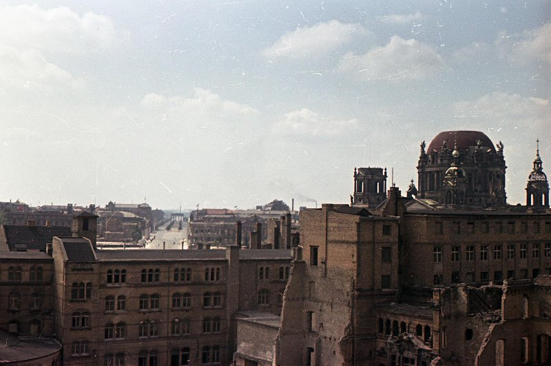 1951 Berlin. Микоша2