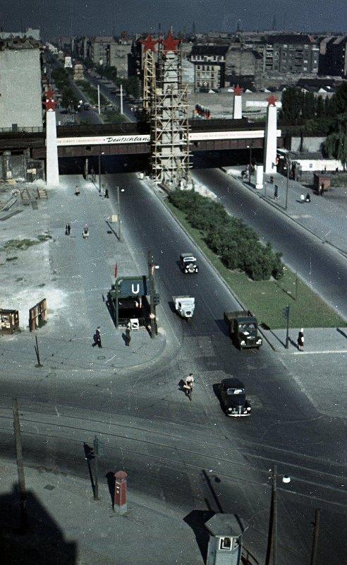 1951 Berlin. Микоша