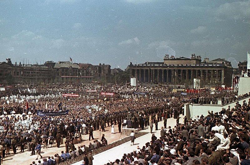 1951 Участники общественно-политического праздника2