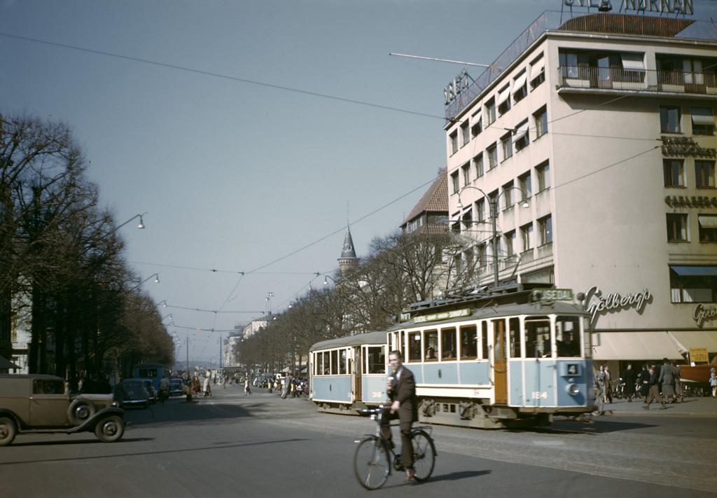 1948 Goeteborg Sweden
