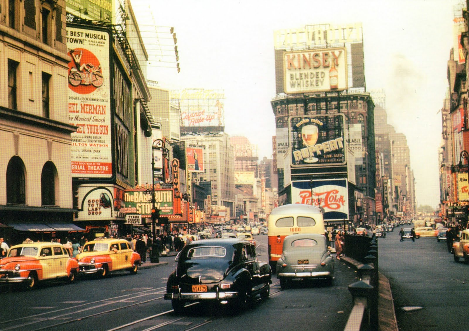 1948 NY Times Square