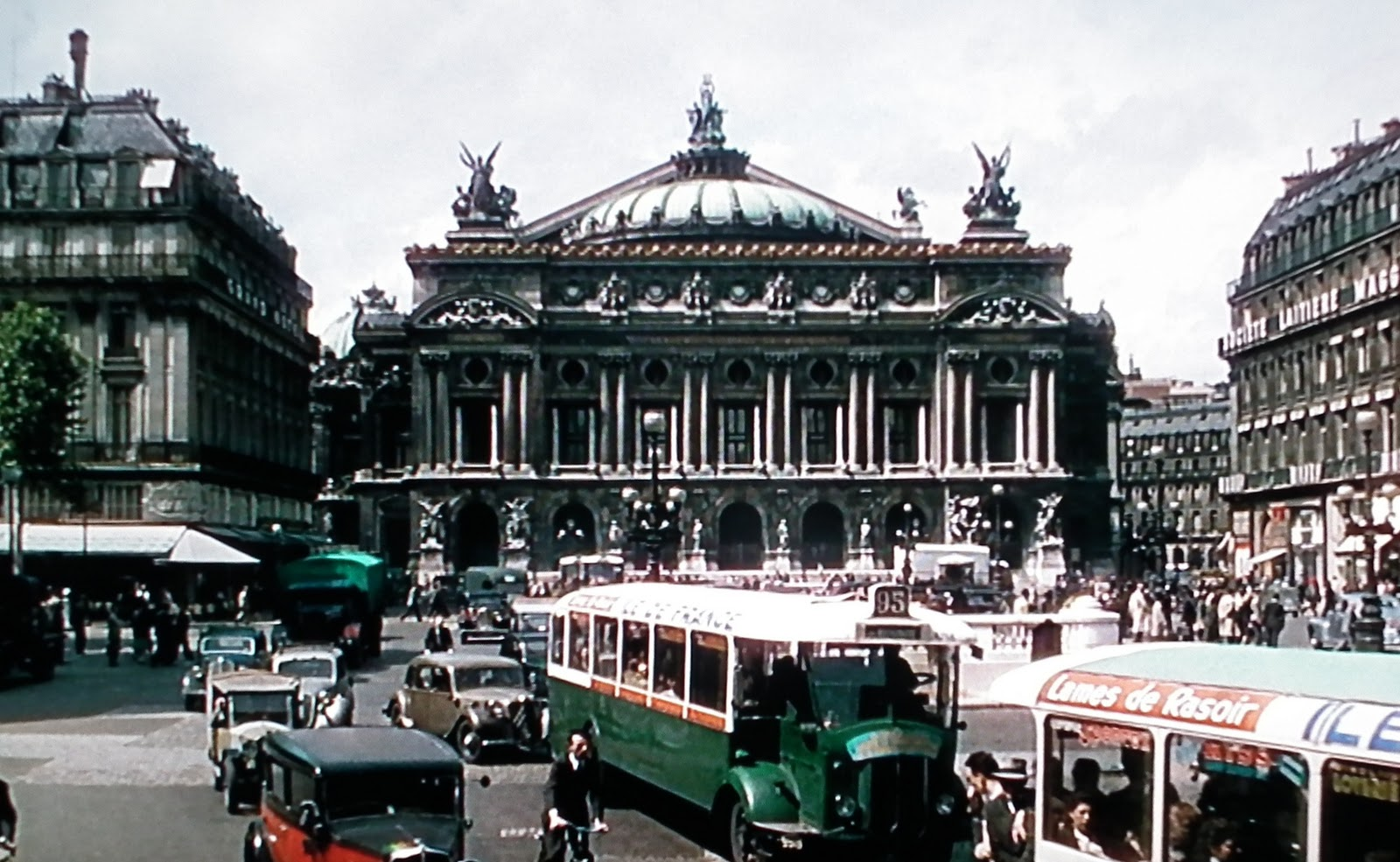 1948 Paris Opera House