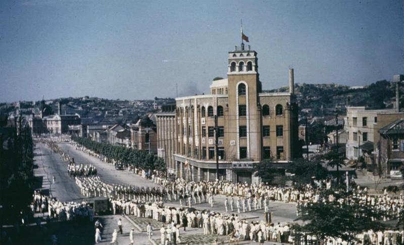 1948 Seoul Railway Station