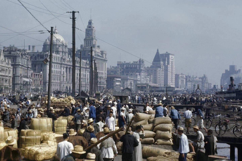 1948 Shanghai by R Moore2ф