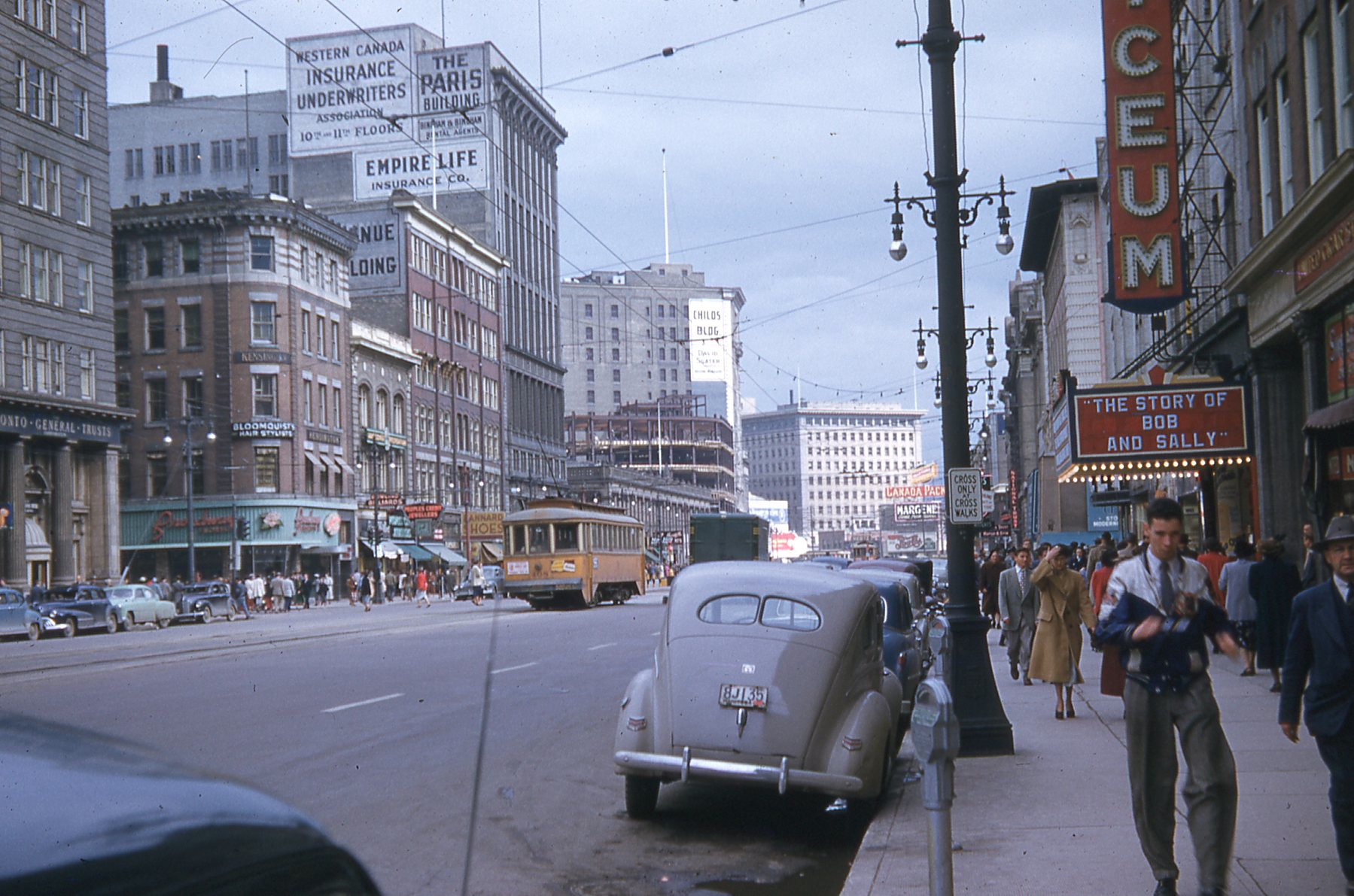 1948 winnipeg