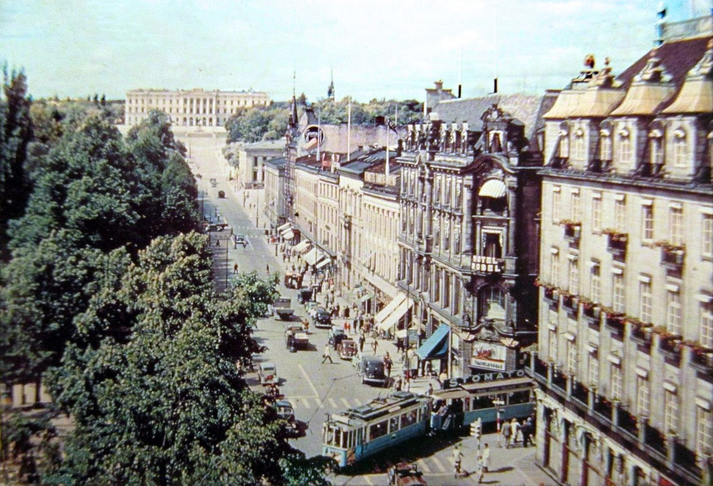1948c Oslo, Karl Johans Gate