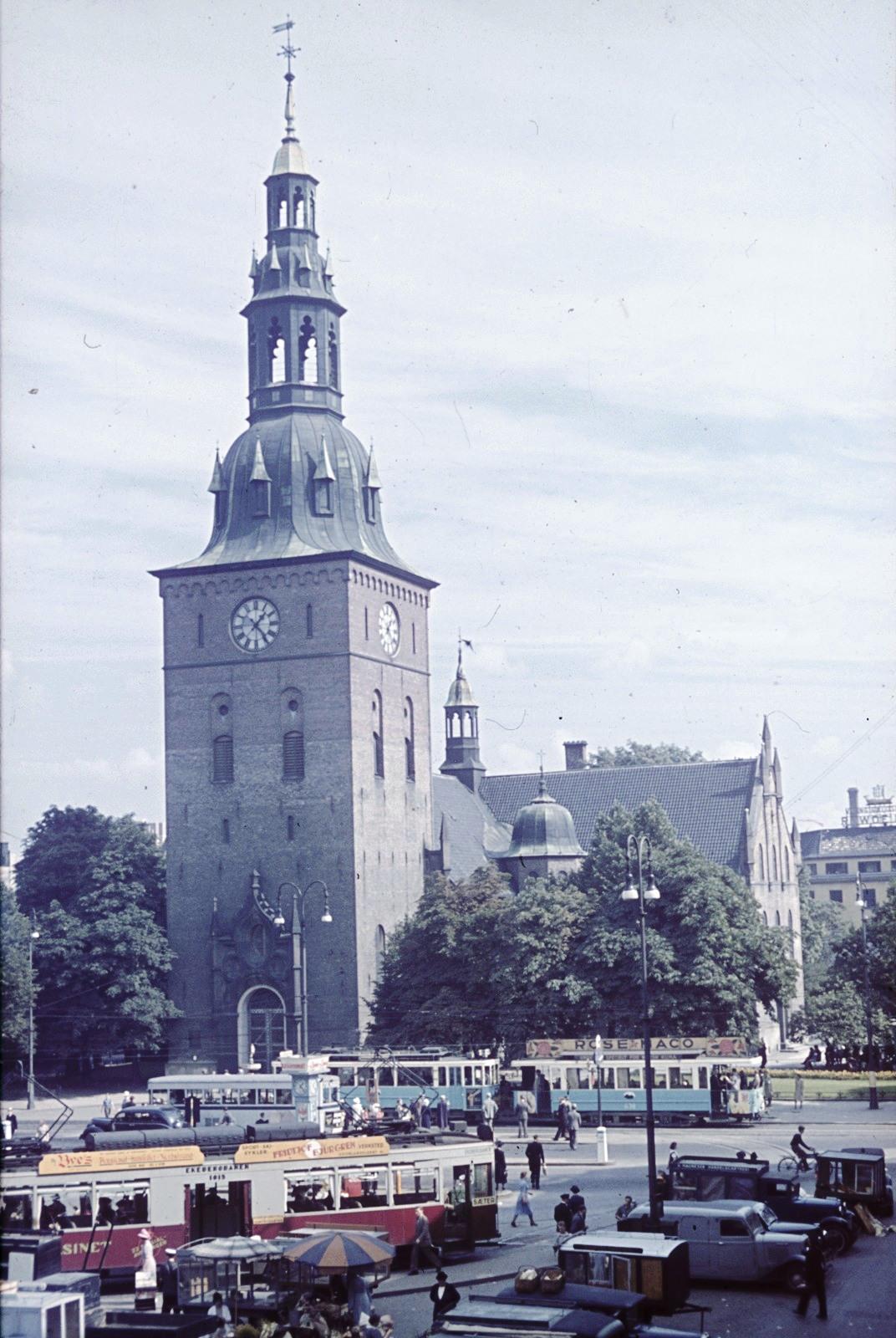 1936-38 Осло. Кафедральный собор2