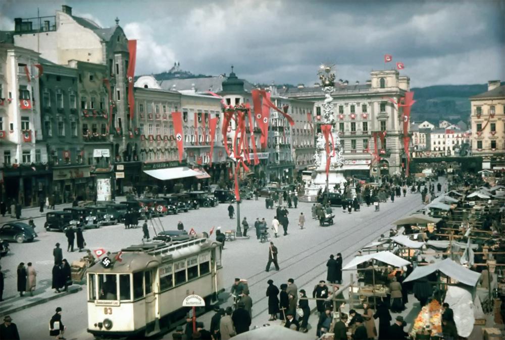1938 Linz Austrian election campaign6a