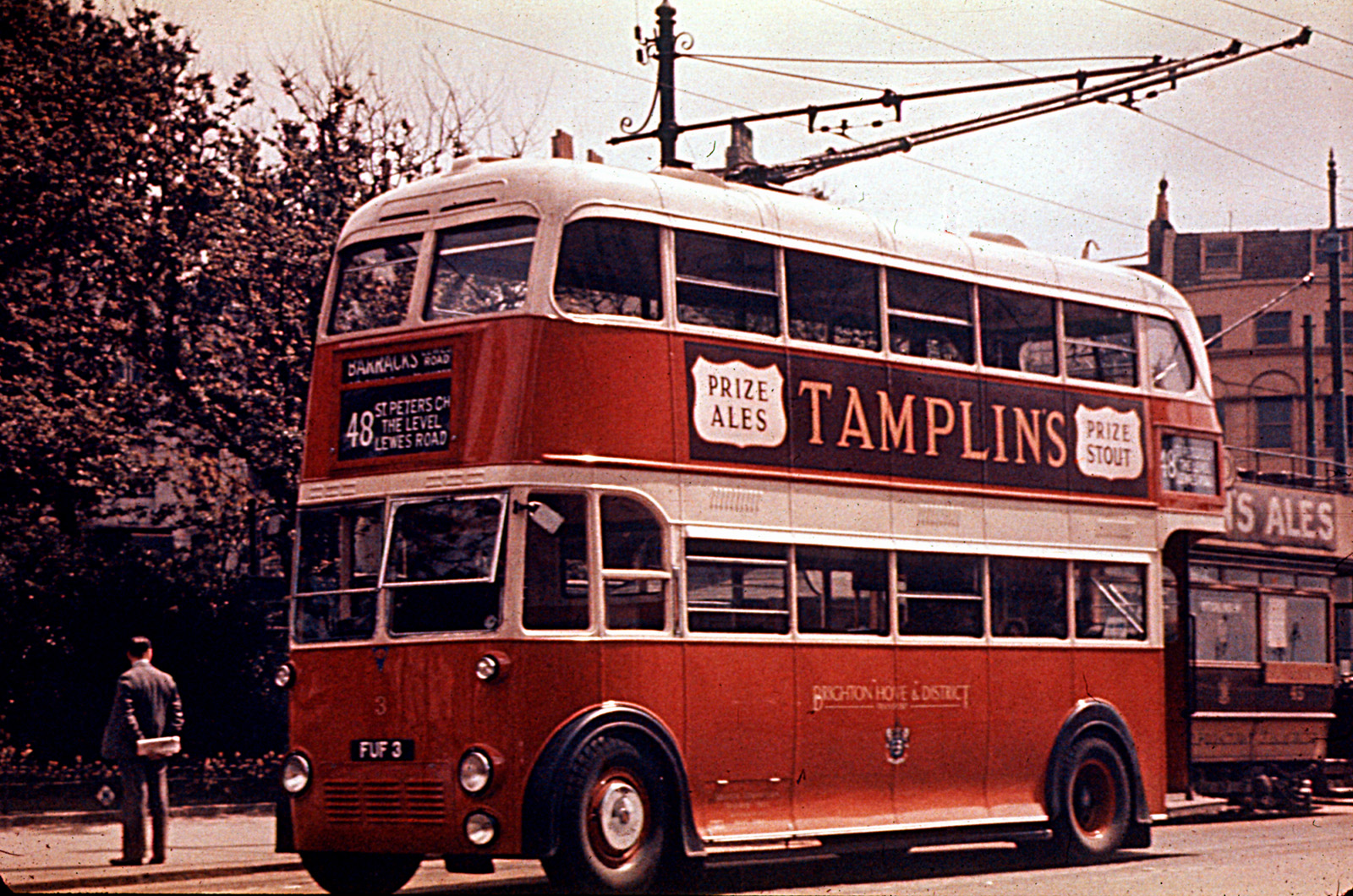 1938 London FUF3-Brighton BUT