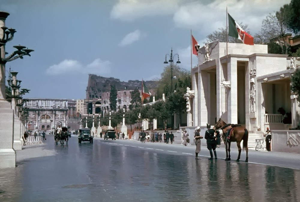 1938 Rome