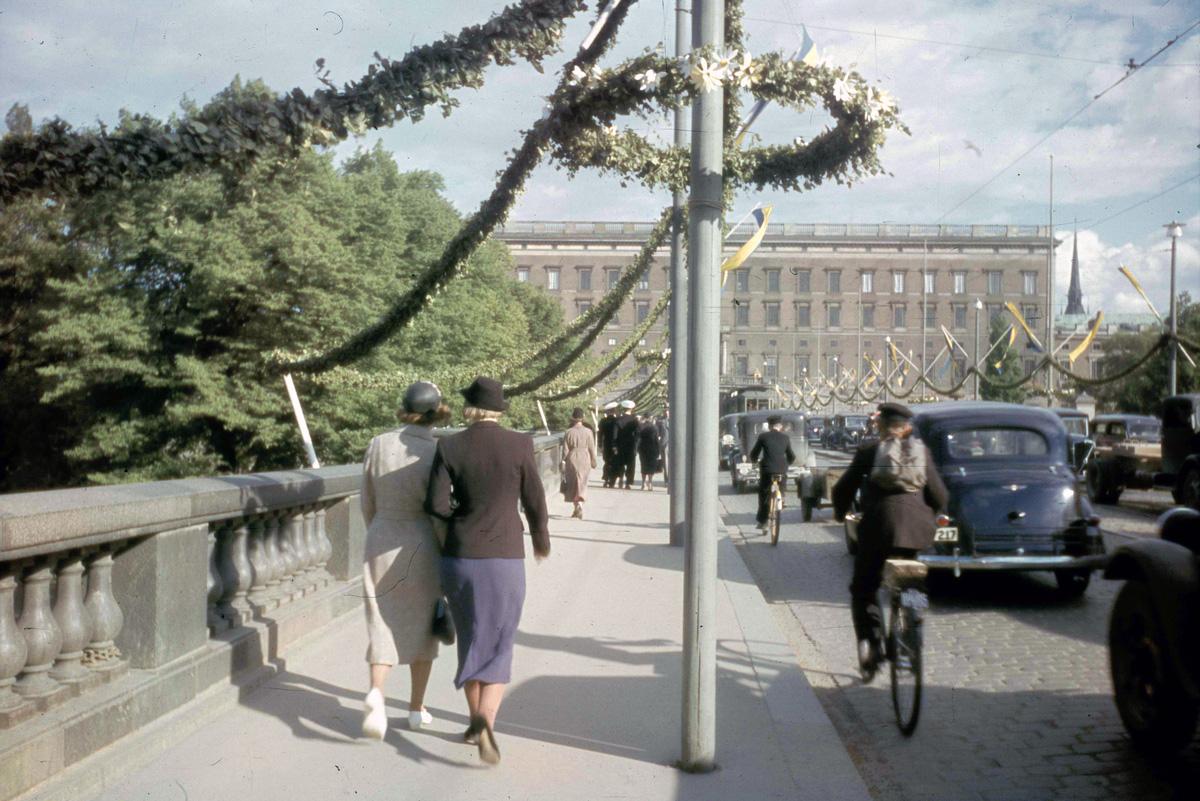 1938 Stockholm by Lundth Gunnar1