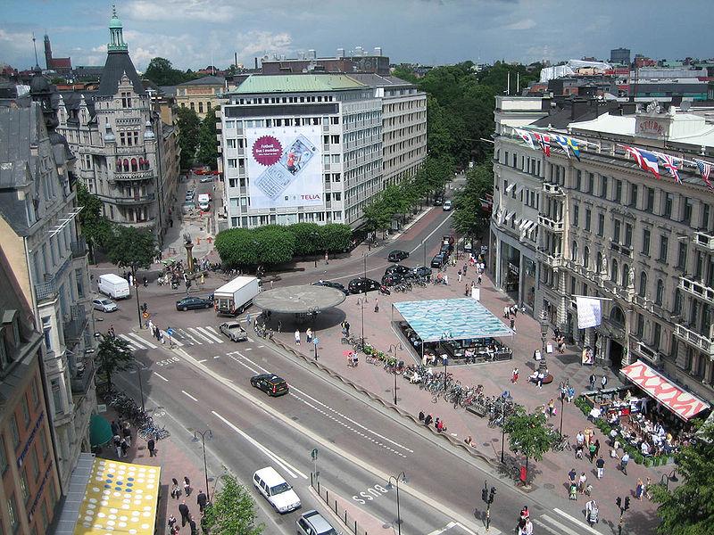 1938-39 Stockholm Stureplan 2007