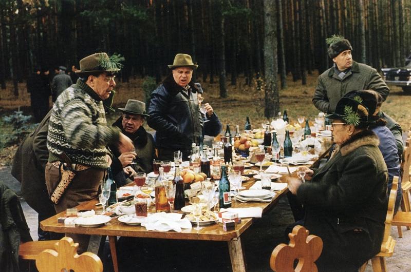 1978 год. Владимир Мусаэльян (род. 1939). Украина. Охотничье хозяйство Залесье. Охотничьи рассказы