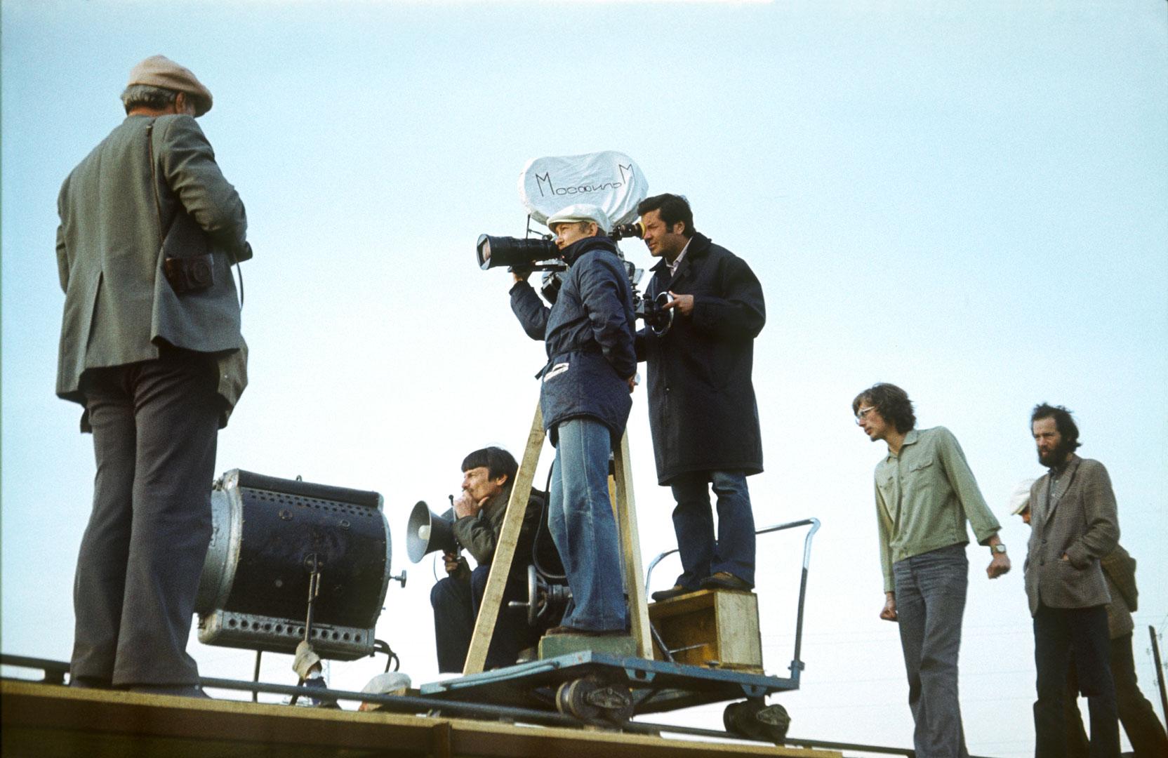 1978 Тарковский снимает Сталкера в Эстонии