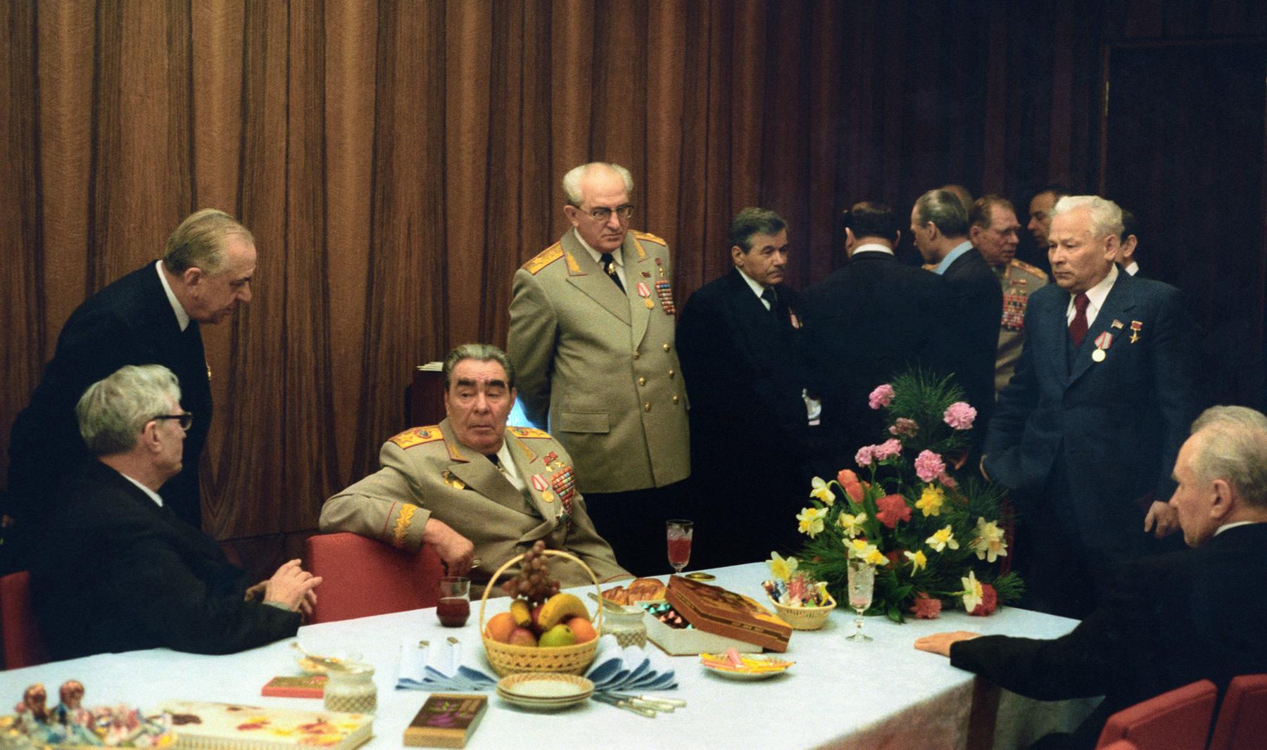 20 век в цвете: какой была наша страна 40 лет назад