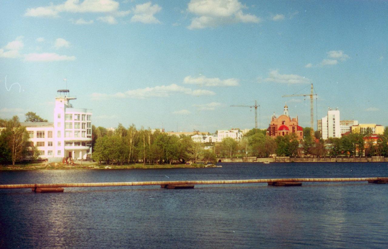 Екатеринбург 2002 г. на снимках Сергея Кудрявцева