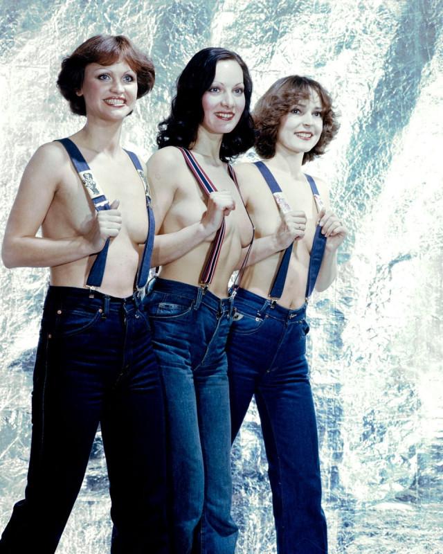 1978 DDR-Jeansmode