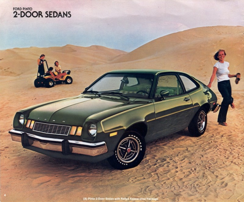 1978 Ford Pinto Brochure