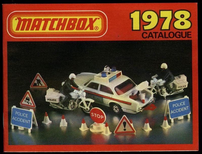 1978 Matchbox