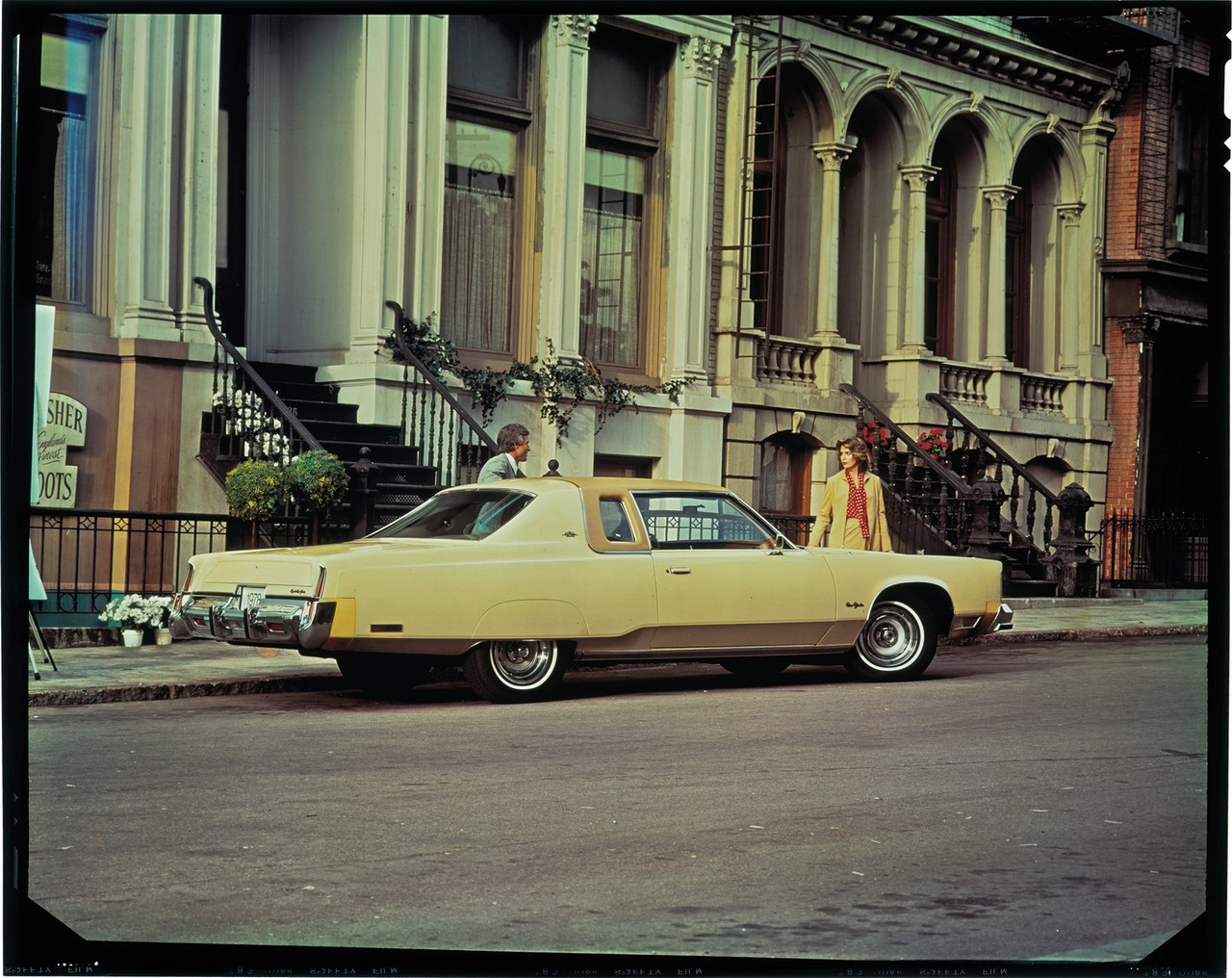 1978 модельный год был последним в Америке, когда полноразмерники царили на площадках автодилеров.